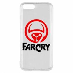 Чехол для Xiaomi Mi6 FarCry LOgo - FatLine
