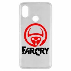 Чехол для Xiaomi Mi8 FarCry LOgo - FatLine