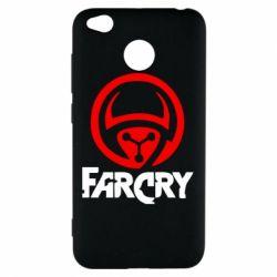 Чехол для Xiaomi Redmi 4x FarCry LOgo - FatLine