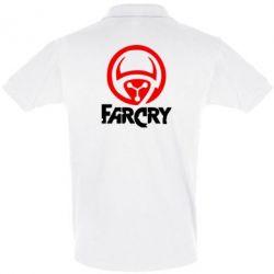 Футболка Поло FarCry LOgo - FatLine