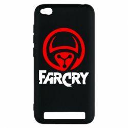 Чехол для Xiaomi Redmi 5a FarCry LOgo - FatLine
