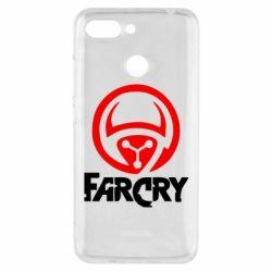 Чехол для Xiaomi Redmi 6 FarCry LOgo - FatLine
