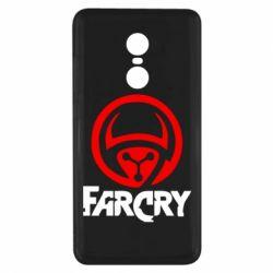 Чехол для Xiaomi Redmi Note 4x FarCry LOgo - FatLine
