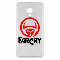 Чехол для Meizu M5 FarCry LOgo - FatLine