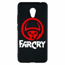 Чехол для Meizu M5c FarCry LOgo - FatLine