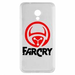 Чехол для Meizu M5s FarCry LOgo - FatLine