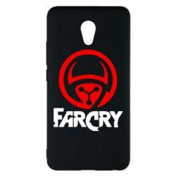 Чехол для Meizu M5 Note FarCry LOgo - FatLine