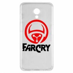Чехол для Meizu M6s FarCry LOgo - FatLine