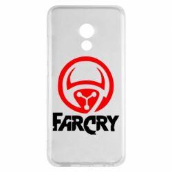 Чехол для Meizu Pro 6 FarCry LOgo - FatLine