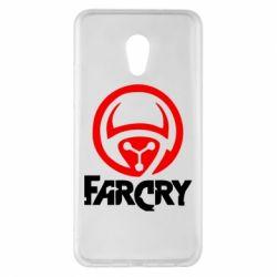 Чехол для Meizu Pro 6 Plus FarCry LOgo - FatLine