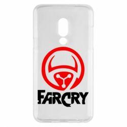 Чехол для Meizu 15 FarCry LOgo - FatLine