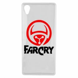 Чехол для Sony Xperia X FarCry LOgo - FatLine