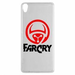 Чехол для Sony Xperia XA FarCry LOgo - FatLine