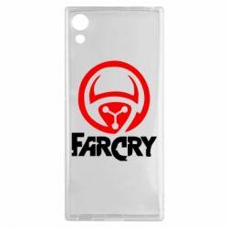 Чехол для Sony Xperia XA1 FarCry LOgo - FatLine