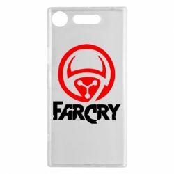Чехол для Sony Xperia XZ1 FarCry LOgo - FatLine