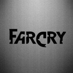 Наклейка FarCry - FatLine