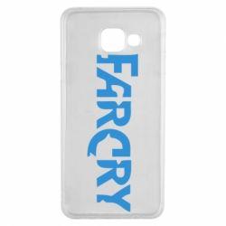 Чохол для Samsung A3 2016 FarCry