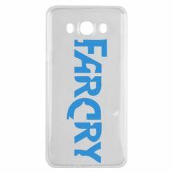 Чохол для Samsung J7 2016 FarCry