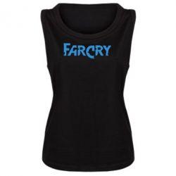 Женская майка FarCry - FatLine