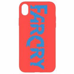Чохол для iPhone XR FarCry