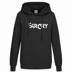 Женская толстовка FarCry - FatLine