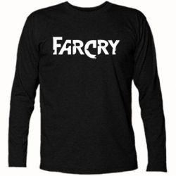 Футболка с длинным рукавом FarCry - FatLine