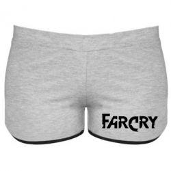 Женские шорты FarCry - FatLine