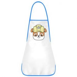Фартух Dog in helmet
