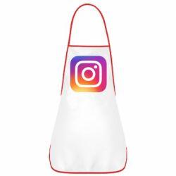 Фартух Instagram Logo Gradient