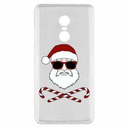 Чохол для Xiaomi Redmi Note 4x Fashionable Santa