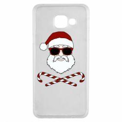Чохол для Samsung A3 2016 Fashionable Santa