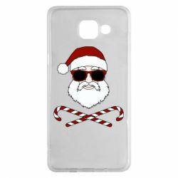 Чохол для Samsung A5 2016 Fashionable Santa