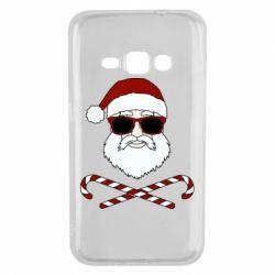 Чохол для Samsung J1 2016 Fashionable Santa