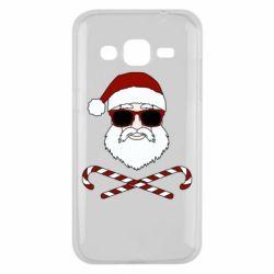 Чохол для Samsung J2 2015 Fashionable Santa