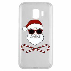 Чохол для Samsung J2 2018 Fashionable Santa