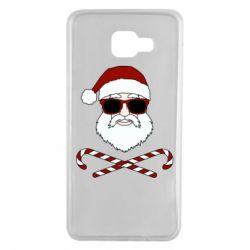 Чохол для Samsung A7 2016 Fashionable Santa