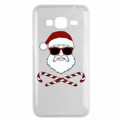 Чохол для Samsung J3 2016 Fashionable Santa