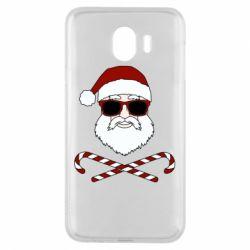 Чохол для Samsung J4 Fashionable Santa