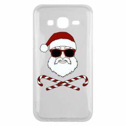 Чохол для Samsung J5 2015 Fashionable Santa