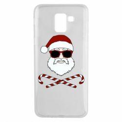 Чохол для Samsung J6 Fashionable Santa