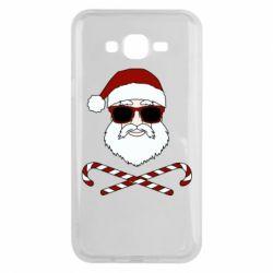 Чохол для Samsung J7 2015 Fashionable Santa