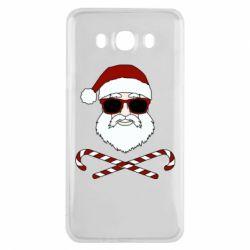 Чохол для Samsung J7 2016 Fashionable Santa