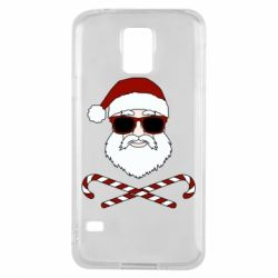 Чохол для Samsung S5 Fashionable Santa