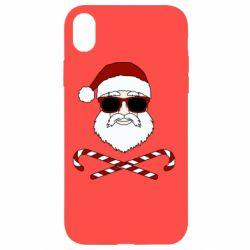 Чохол для iPhone XR Fashionable Santa