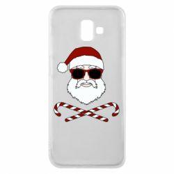 Чохол для Samsung J6 Plus 2018 Fashionable Santa