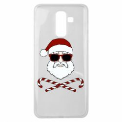 Чохол для Samsung J8 2018 Fashionable Santa