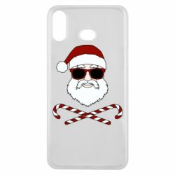 Чохол для Samsung A6s Fashionable Santa