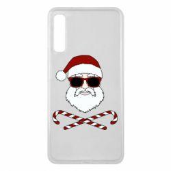 Чохол для Samsung A7 2018 Fashionable Santa