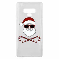 Чохол для Samsung Note 9 Fashionable Santa