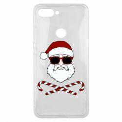 Чохол для Xiaomi Mi8 Lite Fashionable Santa